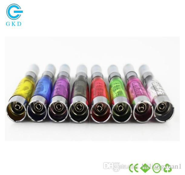 CE4 Clearomizer Atomizer Cartomizer CE4 Tank clear 1.6ml Vaporizer For Electronic Cigarette eGo T ,EGO