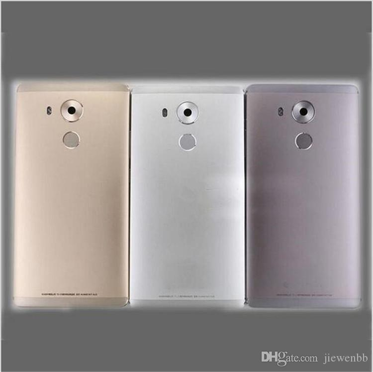 new concept a5e8c b8e97 New For Huawei Mate 8 Back Battery Cover Rear Housing Door Case With  Replacement