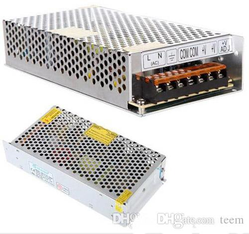 الصمام التبديل إمدادات الطاقة 10A 120W 15A 180W 5A 60W 3.2A 40W أدى محول محول AC 100-240V إلى 12V بقيادة قطاع الخفيفة