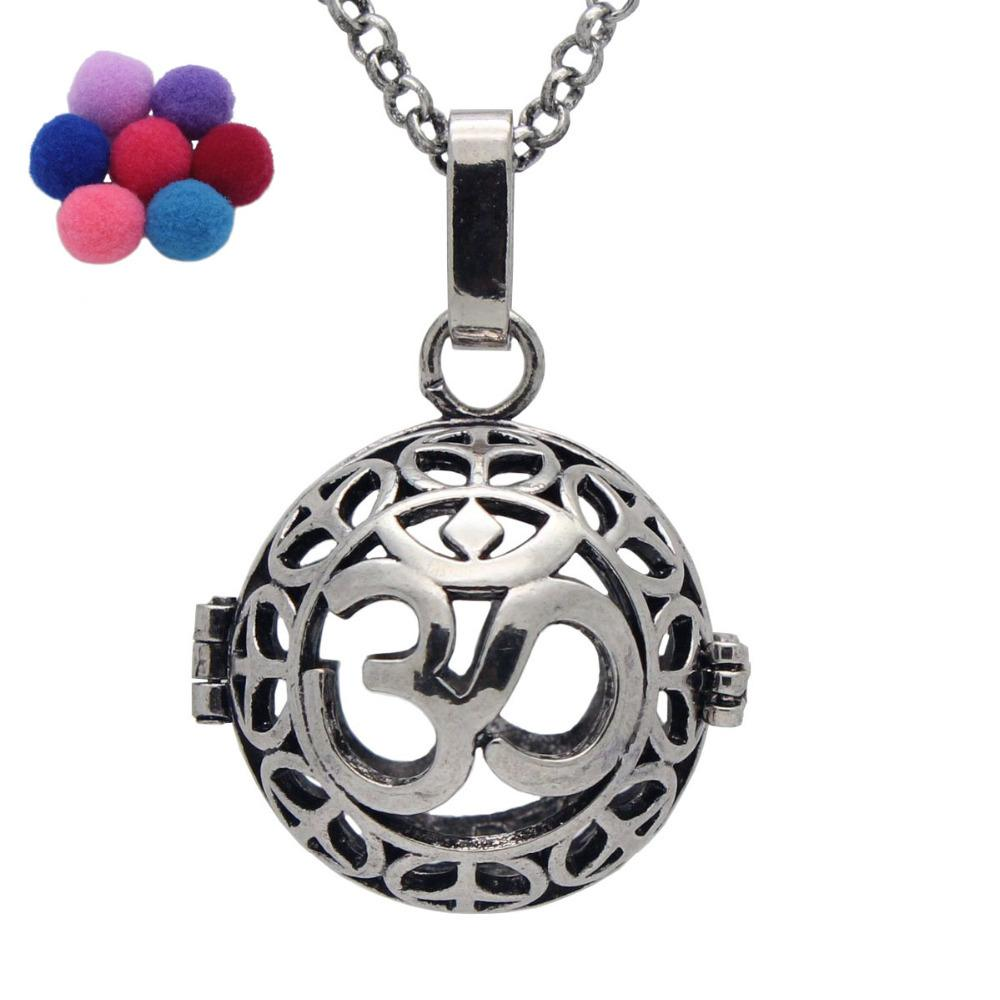 2018 antique silver world peace symbol religion 3d cage hollow 2018 antique silver world peace symbol religion 3d cage hollow locket aromatherapy essential oil fragrance diffuser chain necklace charms jewelry from aloadofball Image collections