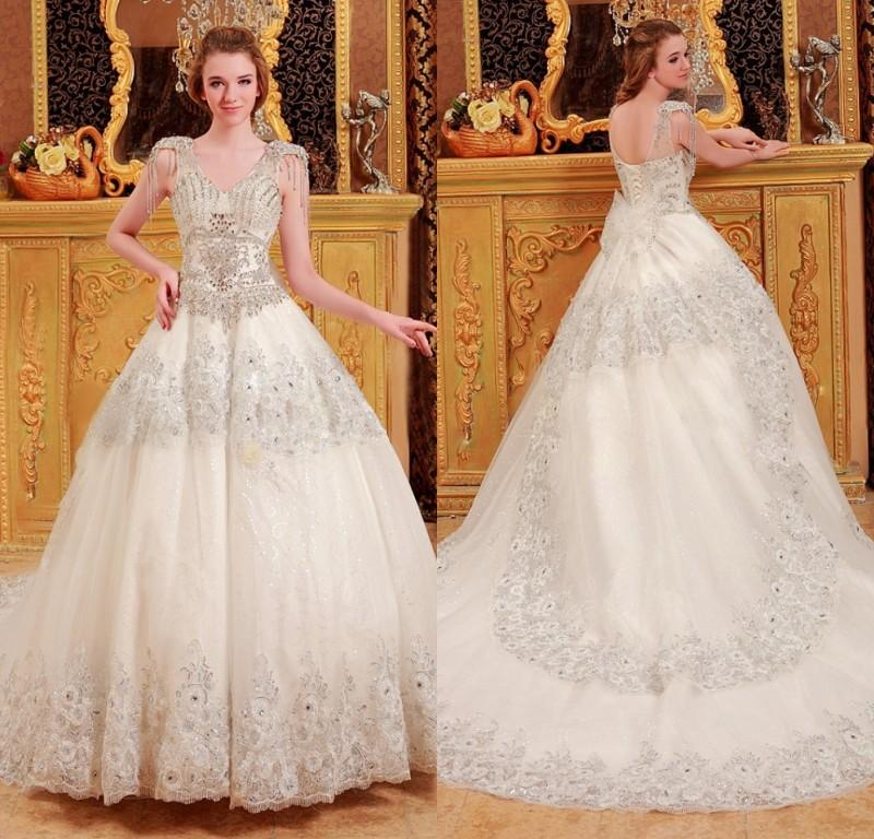 Expensive White Wedding Dress