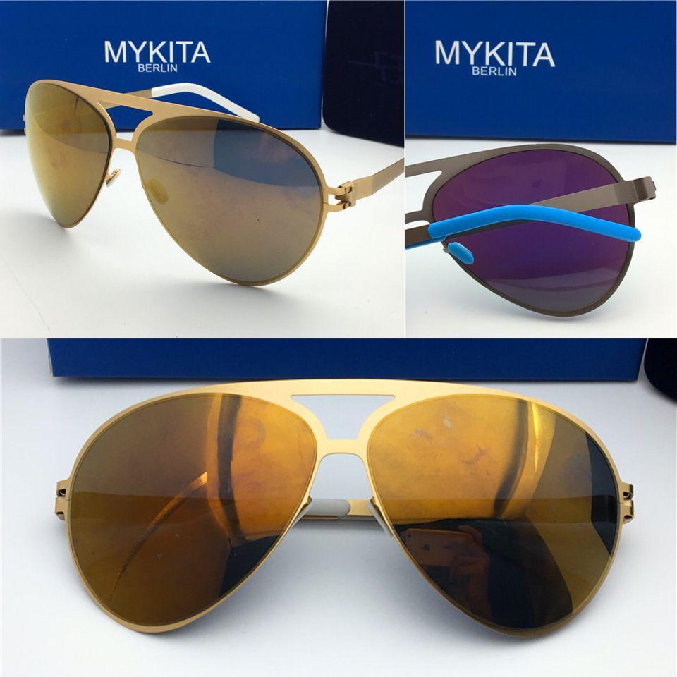 fdb410149b 2018 New Mykita Sunglasses Ultralight Frame Without Screws SEEP ...