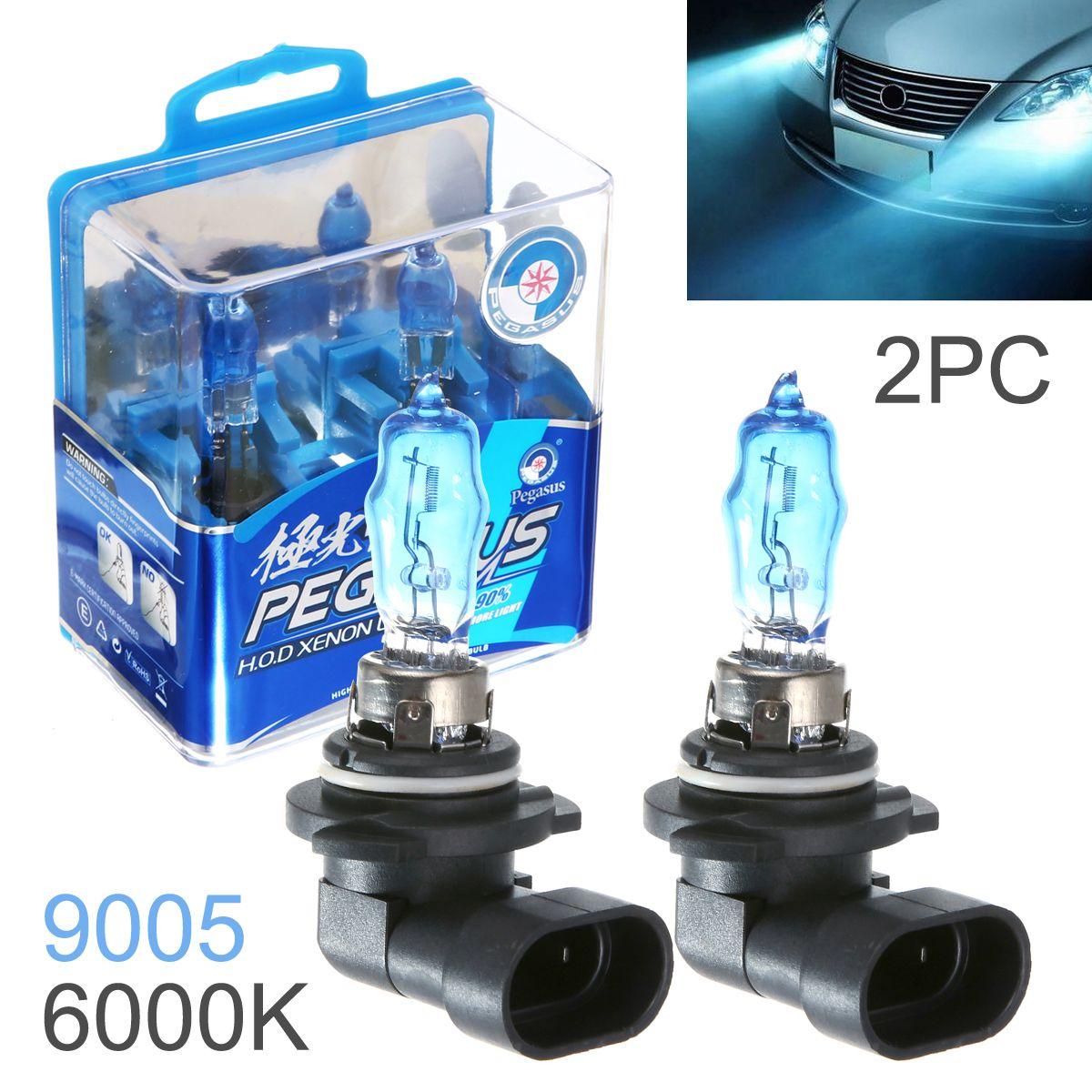 Wholesale 9005 100W White Light Super Bright Car HOD Xenon Halogen Lamp Auto Front Headlight Fog Bulb CLT_60Y