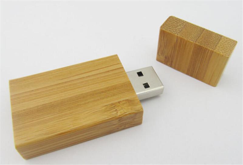 100% echte natrohuale hölzerne 2GB 4 GB 8 GB 16 GB 32GB 64GB USB-Flash-Laufwerk Pendrive-Daumen-Laufwerk für Tablet-PC mit freiem Verschiffen