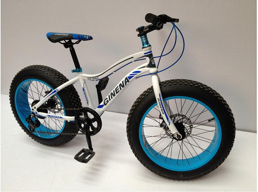 7 Speeds Snow Bike Beach Bicycle Fat Bike Bicicleta 20 Inch Super ...