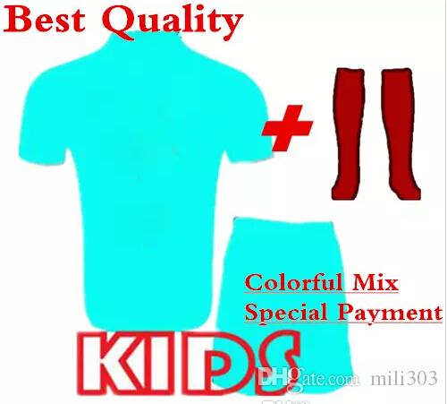 2019 2019 Customize Kids Shirt Training Set Adult Jerseys Jacket Tracksuit  Fast Payment Dedicated Link From Mili303 397fc6a92
