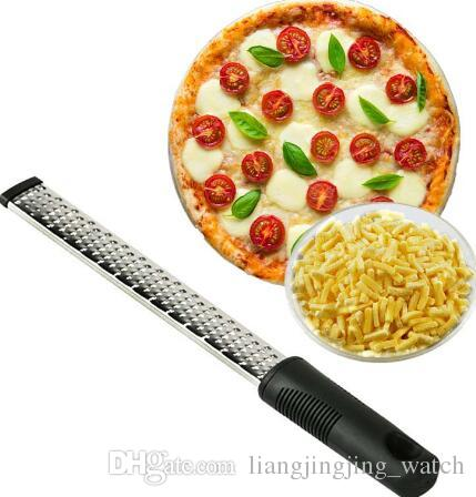 Best Quality Kitchen Stainless Steel Cheese Grater Tools Chocolate Lemon  Zester Fruit Peeler Fruit Grater Kitchen Tools Kka2285 At Cheap Price, ...