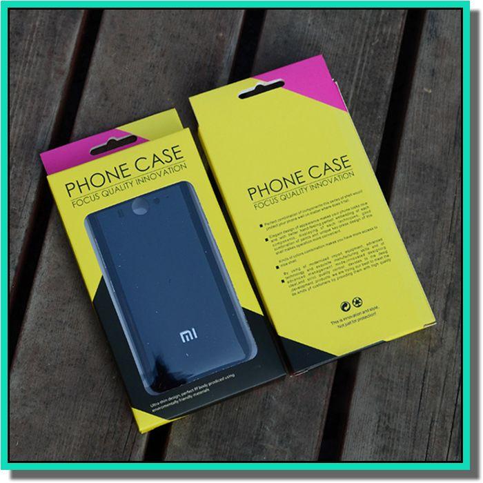 Универсальный пусто Розничный пакет бумажной коробки упаковка для iPhone 6 7plus х для iPhone Samsung S6 и S5 примечание 4 3