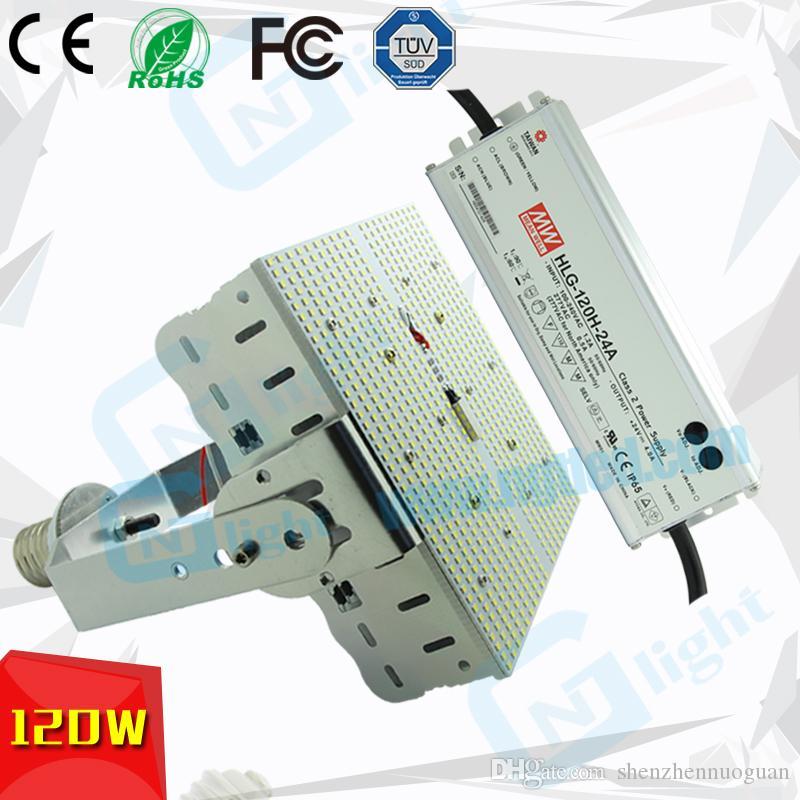 120W LED Parking Lights Retrofit E39 E40 Street Lamp Led