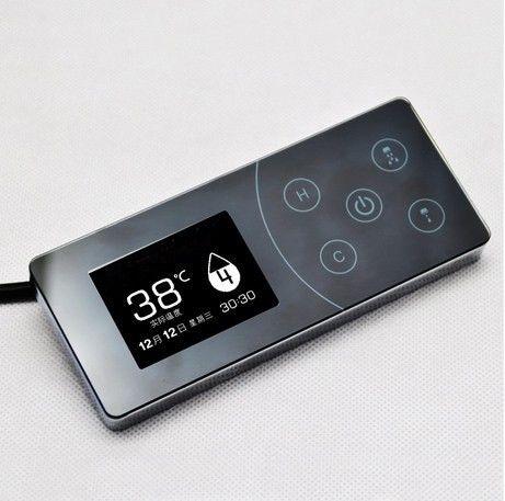 1 way output thermostatic bathroom/automatic temperature adjuster/intelligent constant temperature wireless digital controller