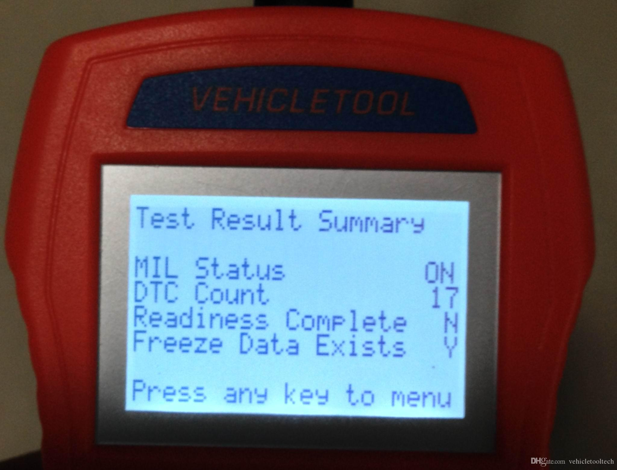 OBD2 mini Automotive Diagnostic OBD EOBD Scanner For EU US Aisian Vehicles multi-language CAN OBDII/EOBD Code Reader