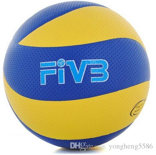 Free Shipping Wholesale New Brand Official Size 5 PU Volleyball High Quality 8 Panels Match Volleyball Indoor & Outdoor Training ball