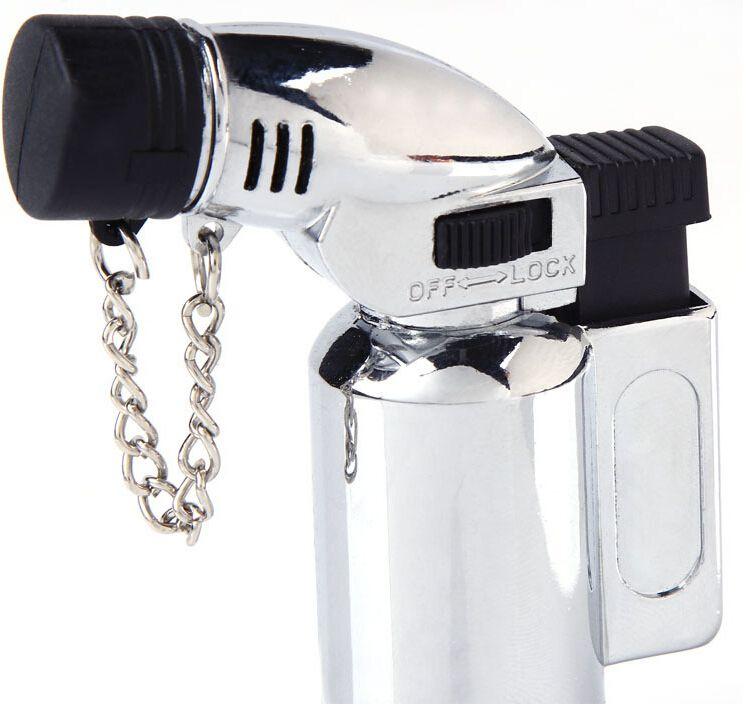 sneak a vape Click N Vape Mini Herbal Vaporizer smoking pipe Torch Flame Lighter Wind-proof Lighter Torch Lighter gas lighters new