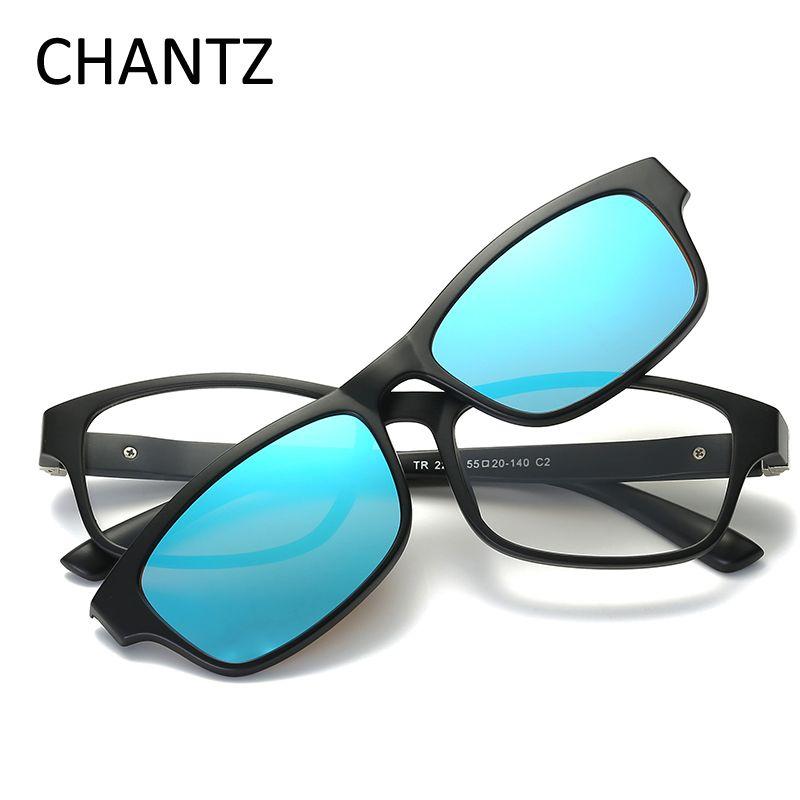 6e982d35f0 Vintage Removable Square Mens Sunglasses Polarized 2017 Brand TR90 Mirror  Sun Glasses Women UV400 Reading Glasses Lentes De Sol Foster Grant  Sunglasses ...