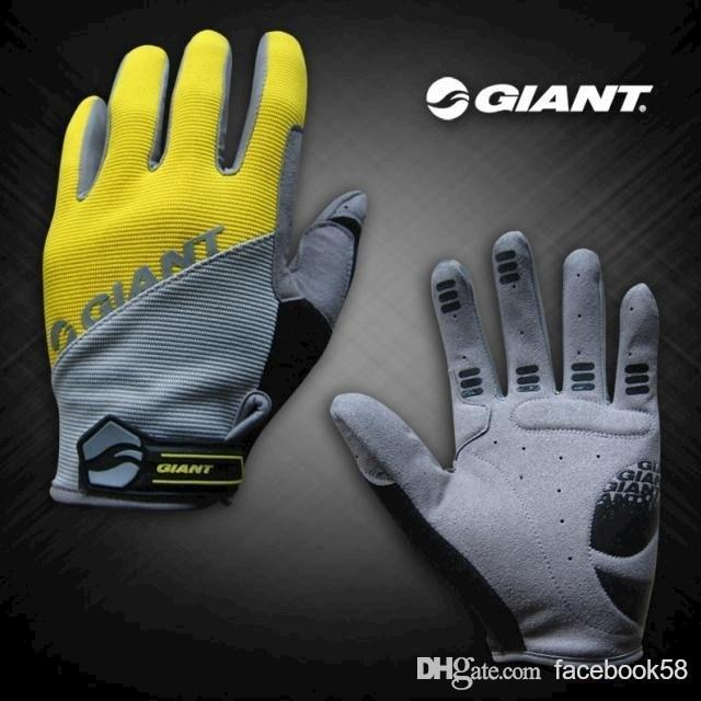 Cycling gloves Bike gloves Bicycle gloves Nylon Winter Warm sports Full Finger gloves