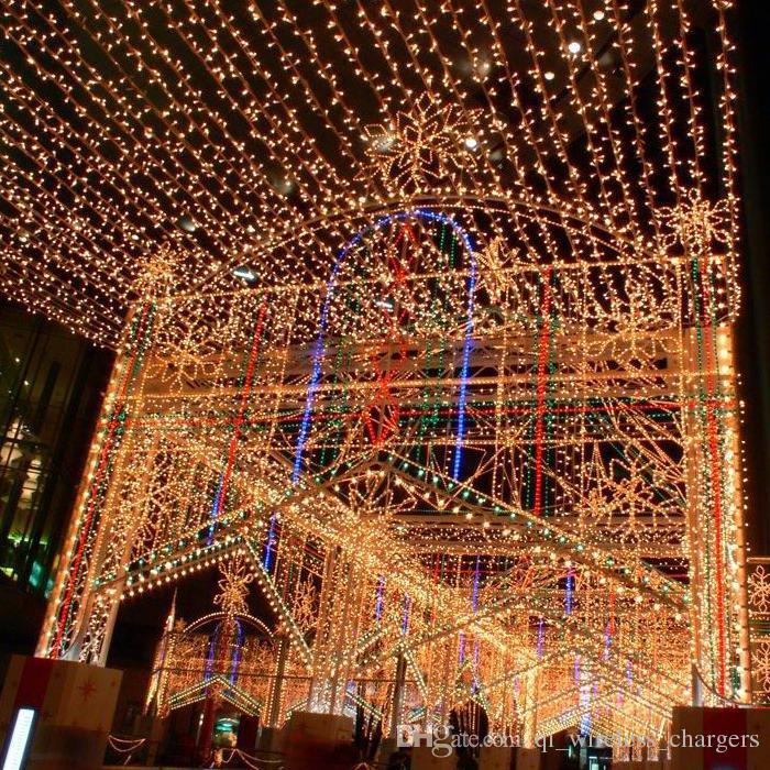Großhandel 200 Led Licht Schnur Weihnachtsparty Bühnen Hochzeits Fee ...