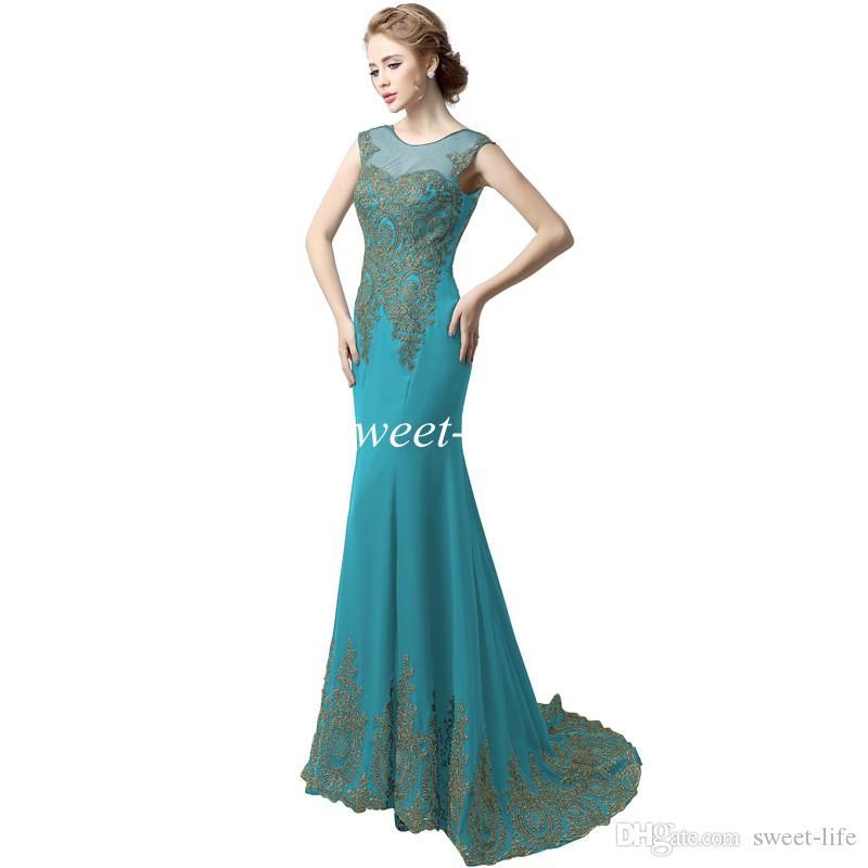 Xu039 billiga långa prom klänningar sjöjungfrun sheer juvel mörkröd spets korsett faktiska bilder maxi party afton klänningar klänningar för sidant