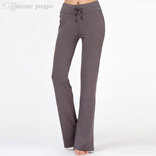 2e722feb444 Wholesale-Hot Women Sport Gym Practise Exercise Pants Lounge Long Trouser  Leggings Suit Bath Furniture Cafe Furniture Kd Online with  35.42 Piece on  ...