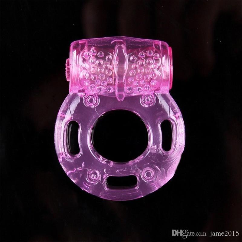 Vendita calda Silicone vibrazione anelli di pene, anelli di cazzo, anello del sesso, giocattoli del sesso uomini vibrator prodotti sessuali giocattoli adulti giocattolo erotico vibratori