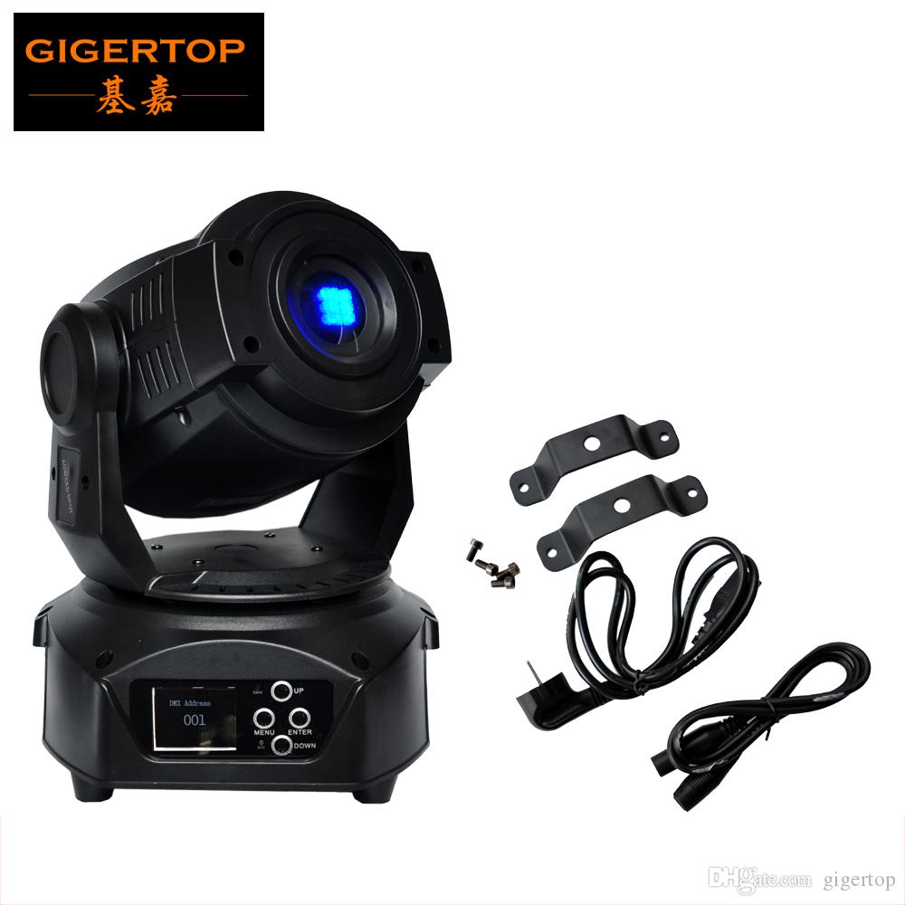 Led 60w Moving Head Light With 3 Facet Prism 2 Gobo Wheel Wheel