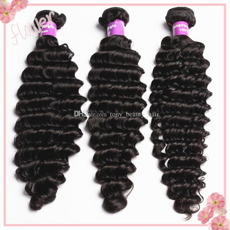 """8A Indian Virgin Hair Silk Base Lace Frontal With Bundles 13x4"""" Deep Wave Curly Silk Top Lace Frontal Closure With Human Hair Wefts"""