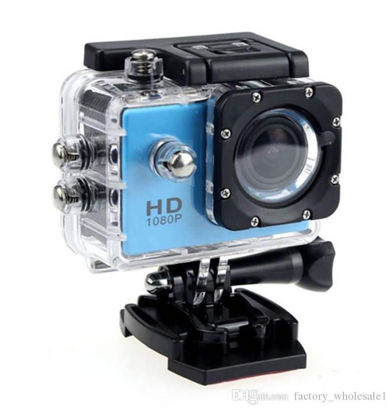 SJ4000 1080P Full HD Action Digital Sport Camera 2 Inch Screen Under Waterproof 30M DV Recording Mini Sking Bicycle Photo Video
