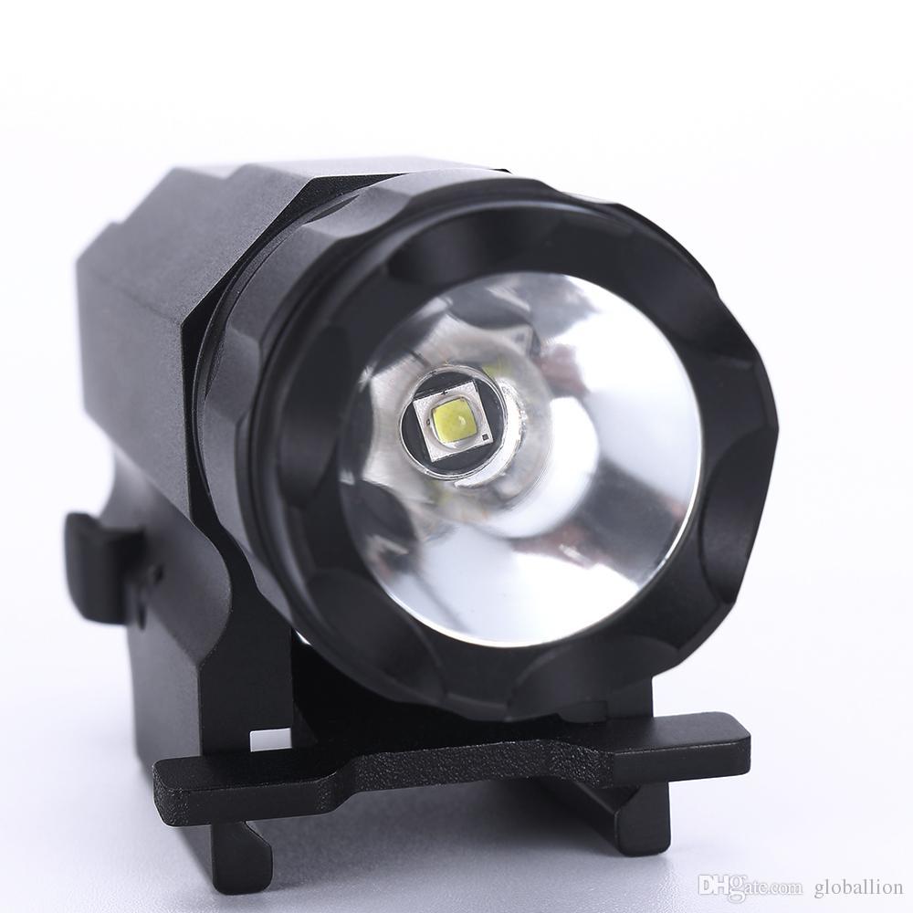 NITEKING G102 LED Tactical Gun Torcia 2 modalità 600LM Pistola Pistola Torch Light Lamp Taschenlampe