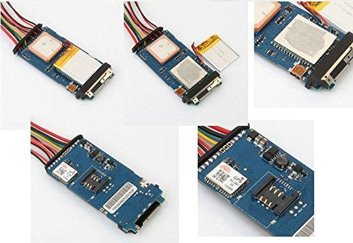 Mini Car Vehicle GPS Tracker GT06 Mini Global Real Time 4 bands Tracking Device