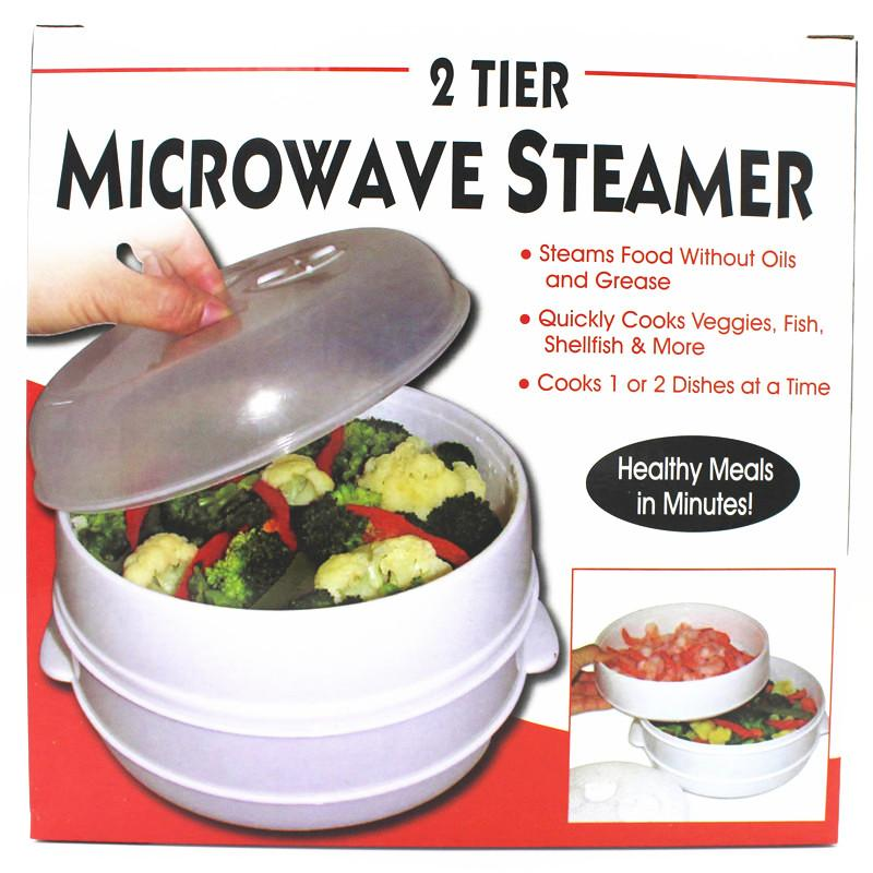 Delightful 2 Tier Microwave Food Steamer Ollas De Cocina Vegetable Steamer For Cooking  Pots Small Microwave Steamers Top Rated Pots And Pans Set Top Ten Pots And  Pans ...