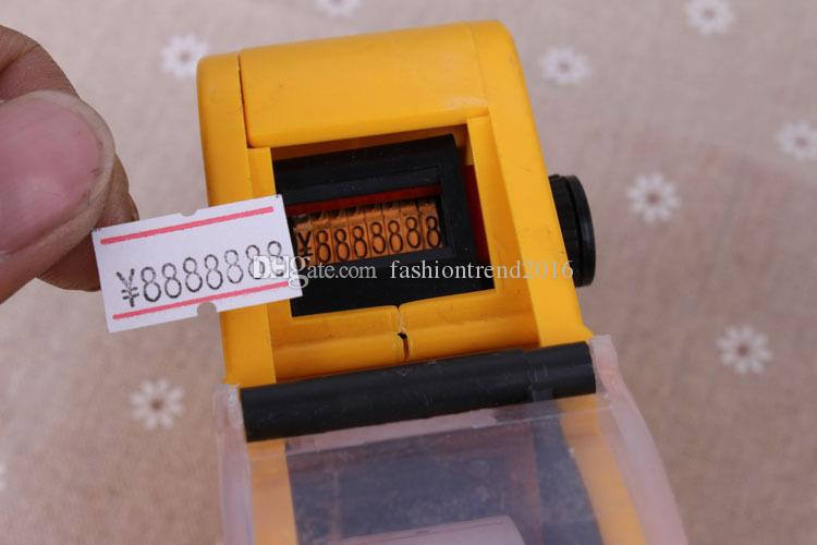 Etiqueta de precio de prenda Etiquetado de ropa Pistola de etiqueta de precio MX-5500 Pistola de etiqueta de precio EOS de 8 dígitos