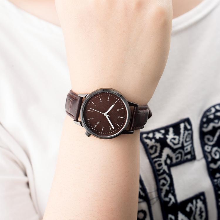 Мода бизнес пара часы женщины мужчины простой творческий часы искусственной кожи аналоговые Кварцевые наручные классические часы подарок relogio feminino