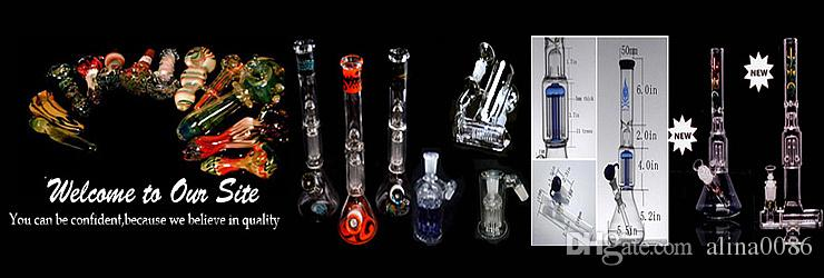 female converter glass adapter mix size 10 14 & 18 female to female male to male glass water pipe glss bong