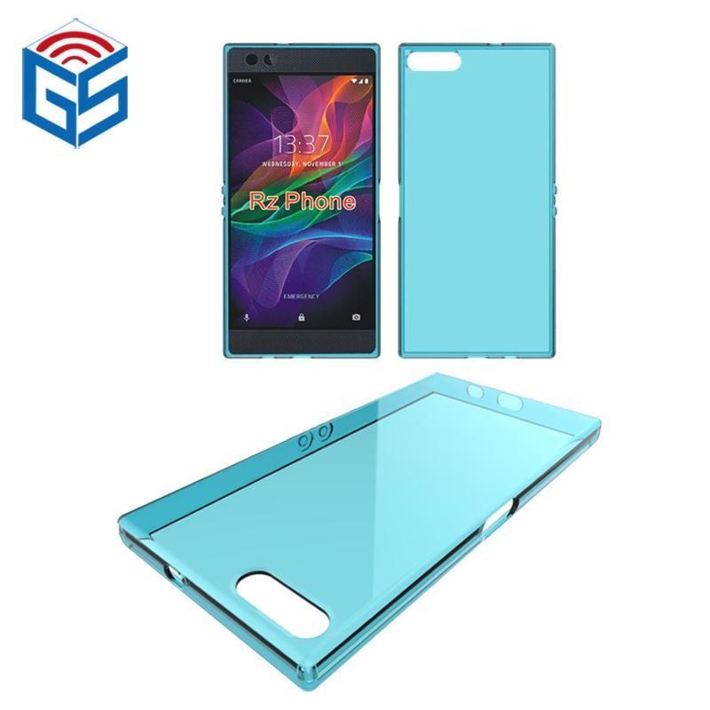 Для Razer телефон различных цветов мягкий ТПУ ясно чехол Китай магазин  низкая цена новый горячий дизайн df3c7e9a88ae4
