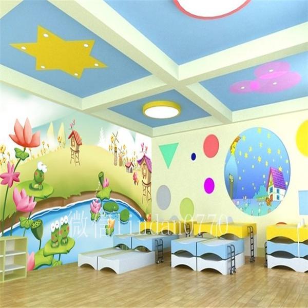 Amazing Nursery Class Wall Decoration Collection - Wall Art Design ...