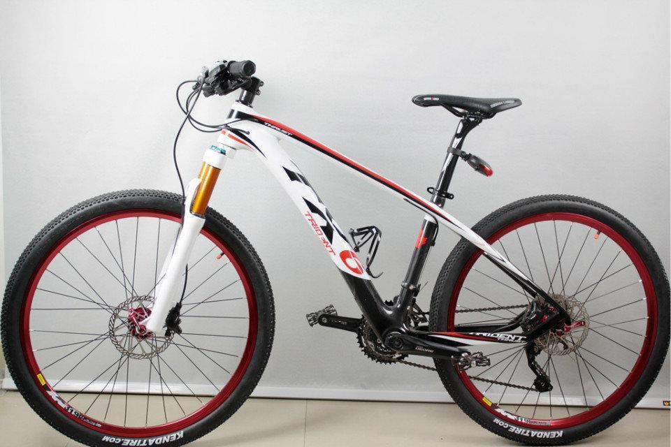 Trident Thrust Mt 26er 29er 27 5er Complete Mtb Bike Bicycle