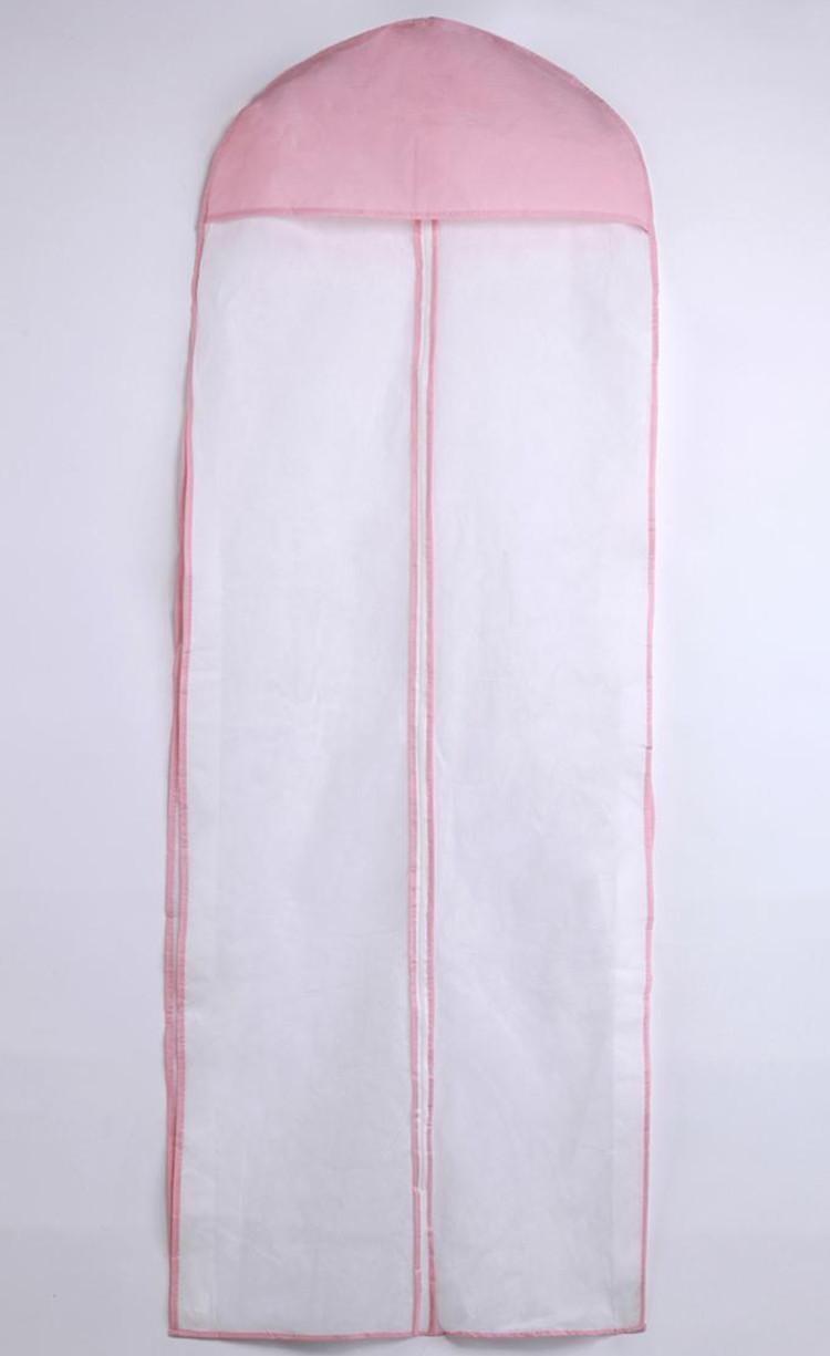 웨딩 드레스 가운 의류 이브닝 드레스에 저렴한 가격 보관 가방 커버 의류 보호자 케이스 가방 무료 배송 duat
