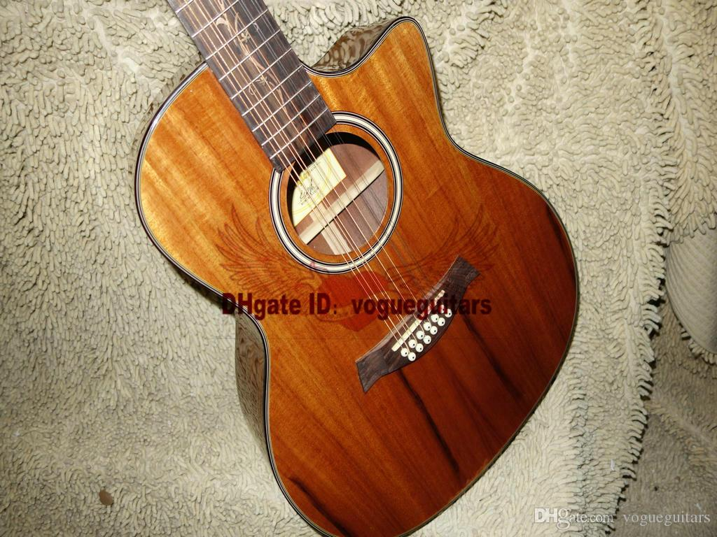Acoustic 12 string Guitar Classic Acoustic 12 string Electric guitar China guitar