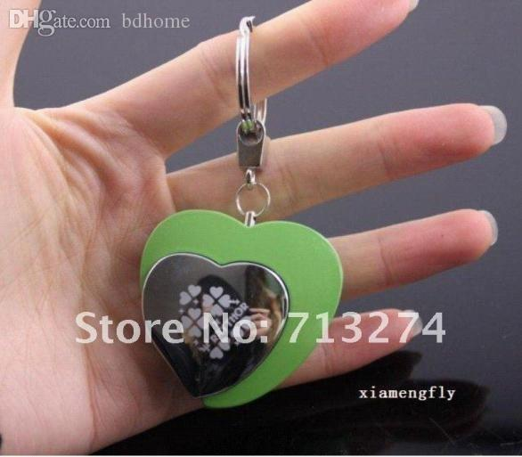 2018 Wholesale Novelty Heart Shape Lighter Butance Gas Cigarette Flame Big Fun Keychain Gift From Bdhome 202