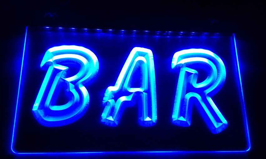 2018 ls022 b bar light signs from shinning168 1099 dhgate aloadofball Image collections