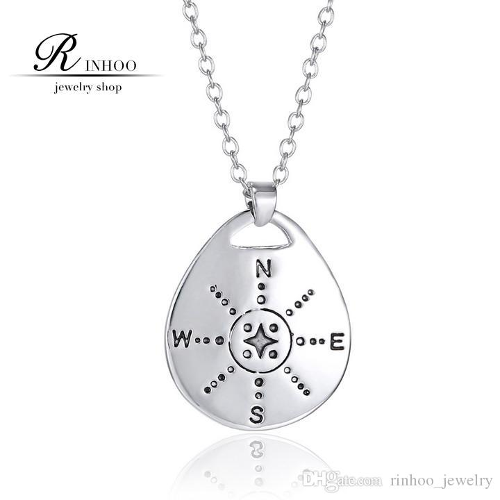 Wholesale 2015 charm with engraved lettering necklaces jewelry see larger image aloadofball Choice Image