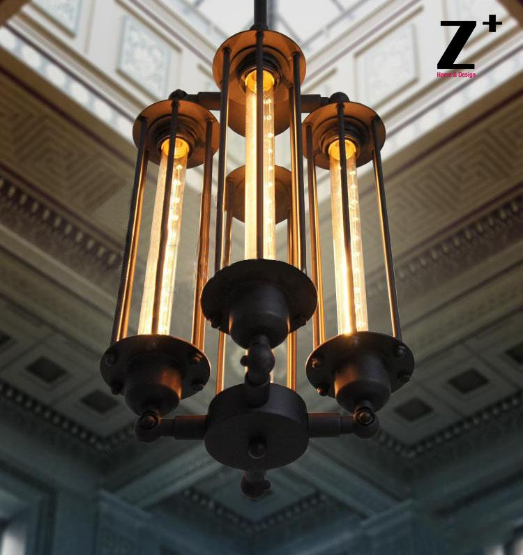 3 bulb pendant light low hanging replica item american style pendant light grand edison glass 4bulb edison iron lamp industrial vintage online with 41666piece on zpluss store dhgate
