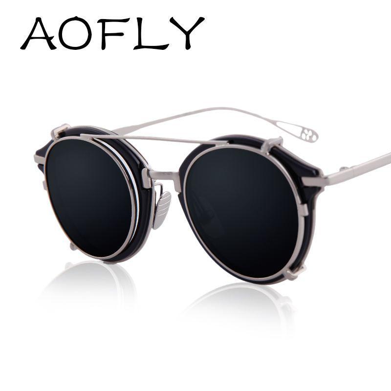 Großhandel Aofly Fashion 2016 Neueste Brille Rahmen Sonnenbrille ...