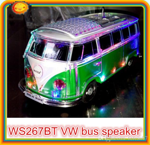 new promotion factory price mini bluetooth bus stereo led. Black Bedroom Furniture Sets. Home Design Ideas