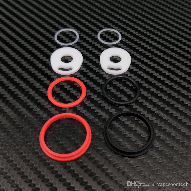 Горячие продажи Оригинальный vapesoon силиконовые Уплотнительное Кольцо для TFV8 X baby Atmizer бак Герметичное кольцо с бесплатной доставкой