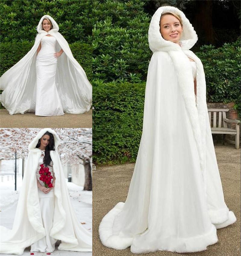 Compre 2016 Capa De Piel De Invierno De Otoño Capa Boleros Vestidos ...