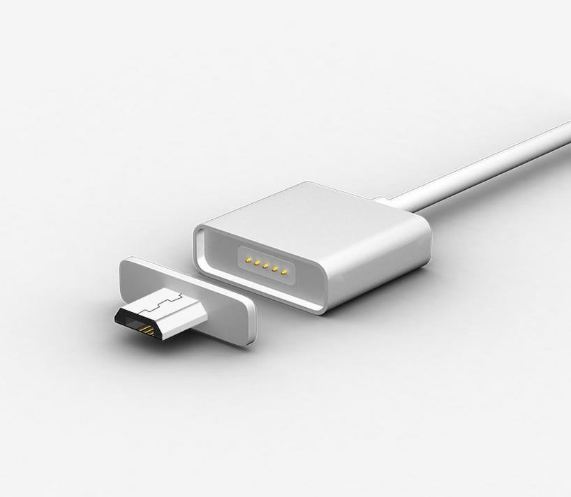 Original Magnetic Charger Cable 1m Android Universal V8