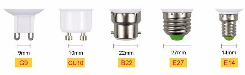 SMD5730 Led Light Bulbs GU10 E27 E14 B22 G9 Led Corn Lights 7W 12W 15W 18W Led Spot Lights 360 Degree AC 85-265V