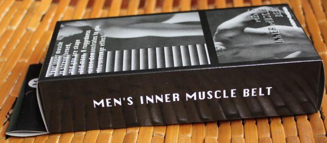 man lose weight belt abdomen beer belly girdle men's inner muscle belt for slimming waist tummy shaper