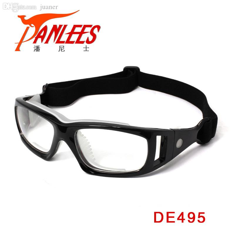 80dc28e29e3 Wholesale Panlees Prescription Sports Goggles Prescription Football Glasses  Handball Sports Eyewear With Elastic Band Cycling Sunglasses Running  Sunglasses ...