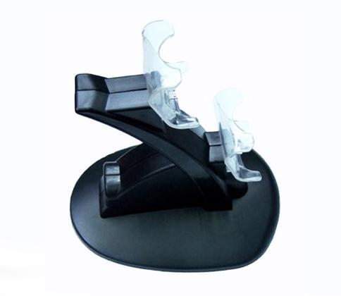 Dual controladores carregador de carregamento estação de suporte dock para sony playstation 4 ps4 ps 4 jogo do jogo console controlador sem fio